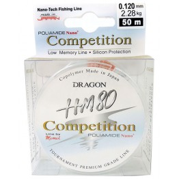 Леска Dragon HM80 Pro Competition 50m