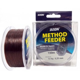 Леска Jaxon Method Feeder 150м 0.25мм