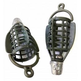 Кормушка фидерная Ракета тип W 100 гр