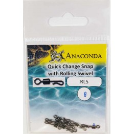 Соединение Anaconda Quick Change RLS-6 (8 шт)