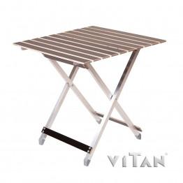 Стол «ALUWOOD» большой TM «Vitan»