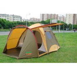 Палатка четырехместная Green Camp X-1036